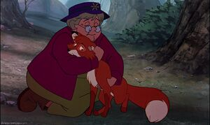 Widow-Tod-(Fox and the Hound)