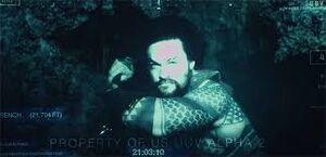Aquaman in BVS
