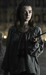 Arya Stark No One