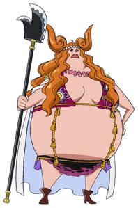 Boa Marigold Anime Concept Art