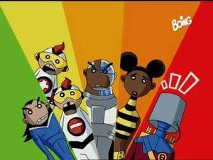 Bumblebee (Teen Titans 2003) 5