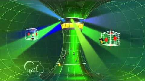 Fútbol X-7 - Phineas y Ferb HD