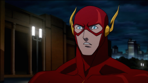 Justice League Flashpoint Paradox 9 - Barry Allen