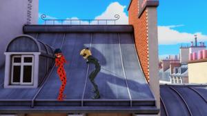Mr. Pigeon - Ladybug and Cat Noir 02