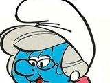 Nanny Smurf