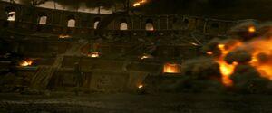 Pompeii I die a free man