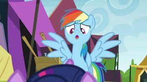 Rainbow Dash (Twilight come quick)