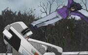 S2E6 Hei battles Genma Shizume