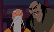 Shan Yu & the Emperor