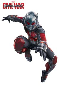 Civil War Promo Ant-Man