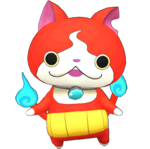 Jibanyan In-game Sprite