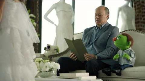 LendingTree Commercial Wedding Dress
