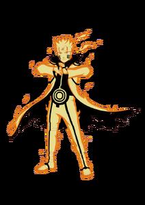 Naruto storm revolution naruto rikudou render by theavengerx-d6wy51d