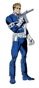 Nick Fury (original design)