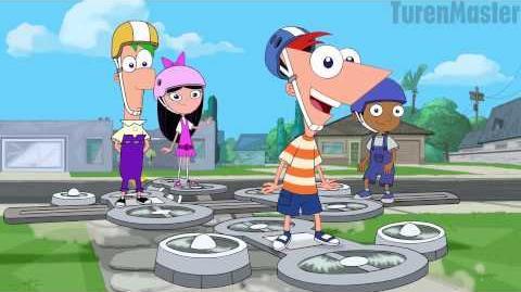 Phineas y Ferb - Un Día de Verano Castellano ibérico (Full HD)