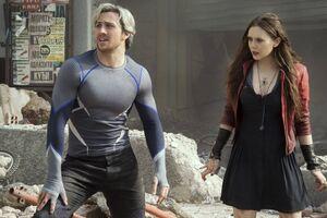 Pietro and Wanda