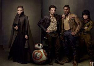 Star Wars The Last Jedi - Promotional Image