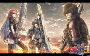 Valkyria Chronicles Misc (2)