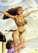 CaveWoman PangeneanSea 000 Titanic cover
