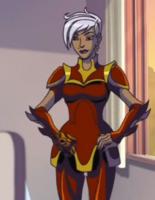 Fire Armor Alakshmi