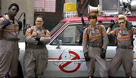 Ghostbusters reboot