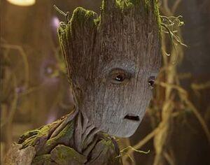Groot ending GotGV2