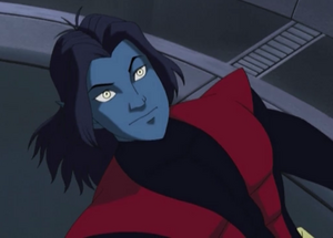 Nightcrawler, X-Men Evolution