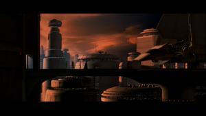 Vader boardwalk
