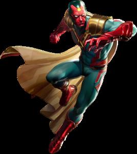 Vision-Marvel Super-War