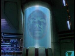 1 Zordon in Power Chamber
