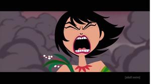 Ashi Enraged