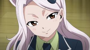 Carla has faith in Natsu and Happy