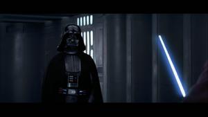 Darth Vader last