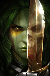 Deadly gamora
