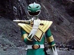 Dragon Ranger Burai