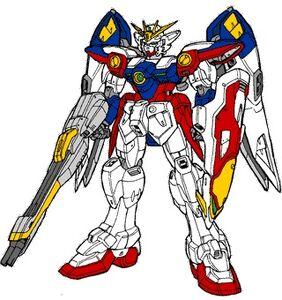Gundam Wing Gundam Zero 2