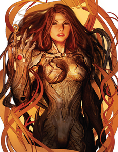 Witchblade profile pic