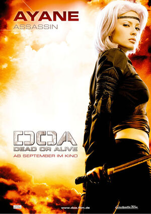 ADOA Movie Promo Ayane