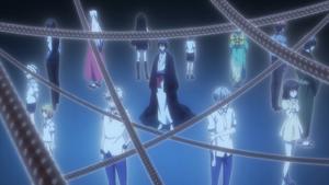 Akito and 12 Sohmas