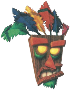 Crash Team Racing Demo Aku Aku