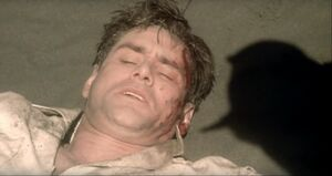 Injured Peter with amnesia