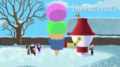 Phineas y Ferb - Intro especial invernal - Español Latino-0