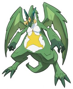 Keroro dragon