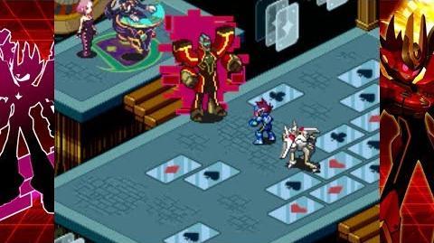 Mega Man Star Force 3 - Part 30 Dread Joker