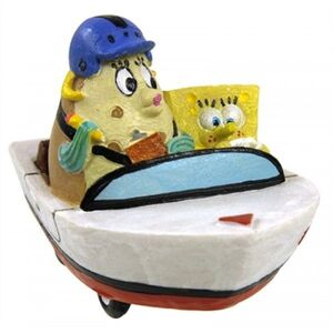 SpongeBob SquarePants - Mrs. Puff Boat Toy