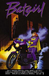Batgirl Vol 4 40 Movie Poster Variant