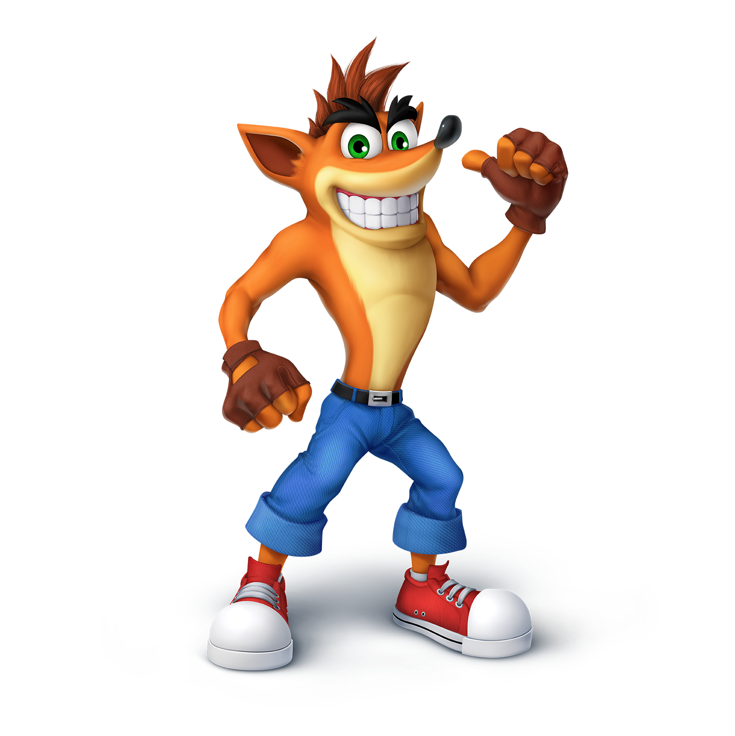 user blog maxevil crash bandicoot characters with similarities to