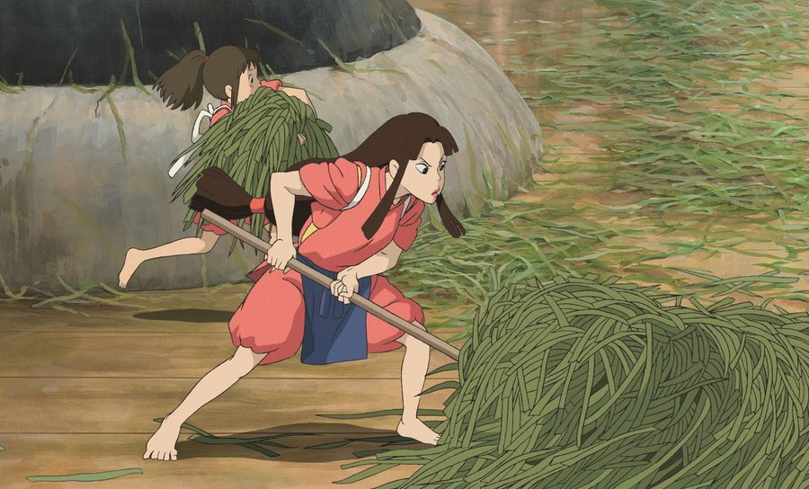 A Closer Look at the Main Spirited Away Characters