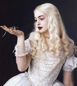 Mirana the White Queen