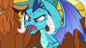 Princess Ember 'I'll show you unpredictable! ' S8E2